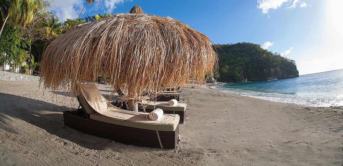 Anse Chastanet Beach