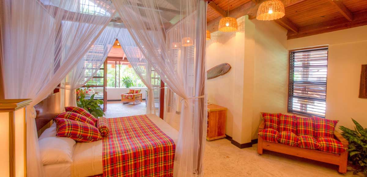 Anse Chastanet Beach Room