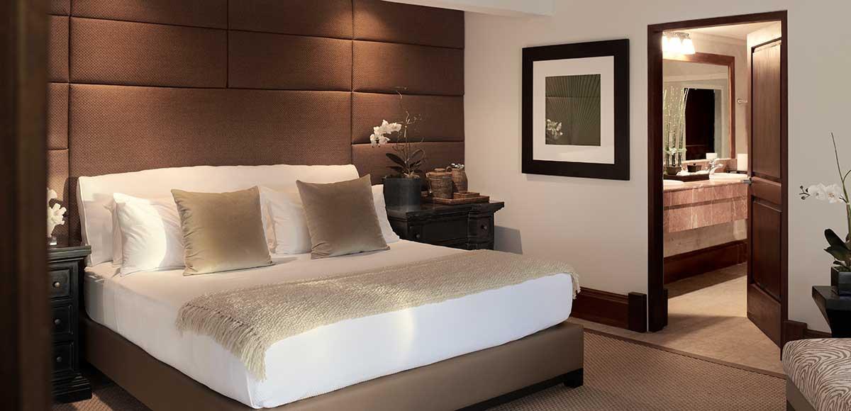 Crow's Nest Master Bedroom