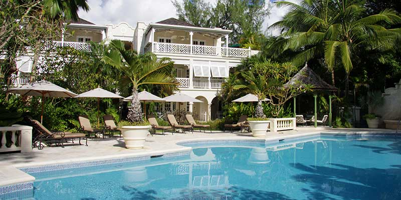 Pool and Antilles House
