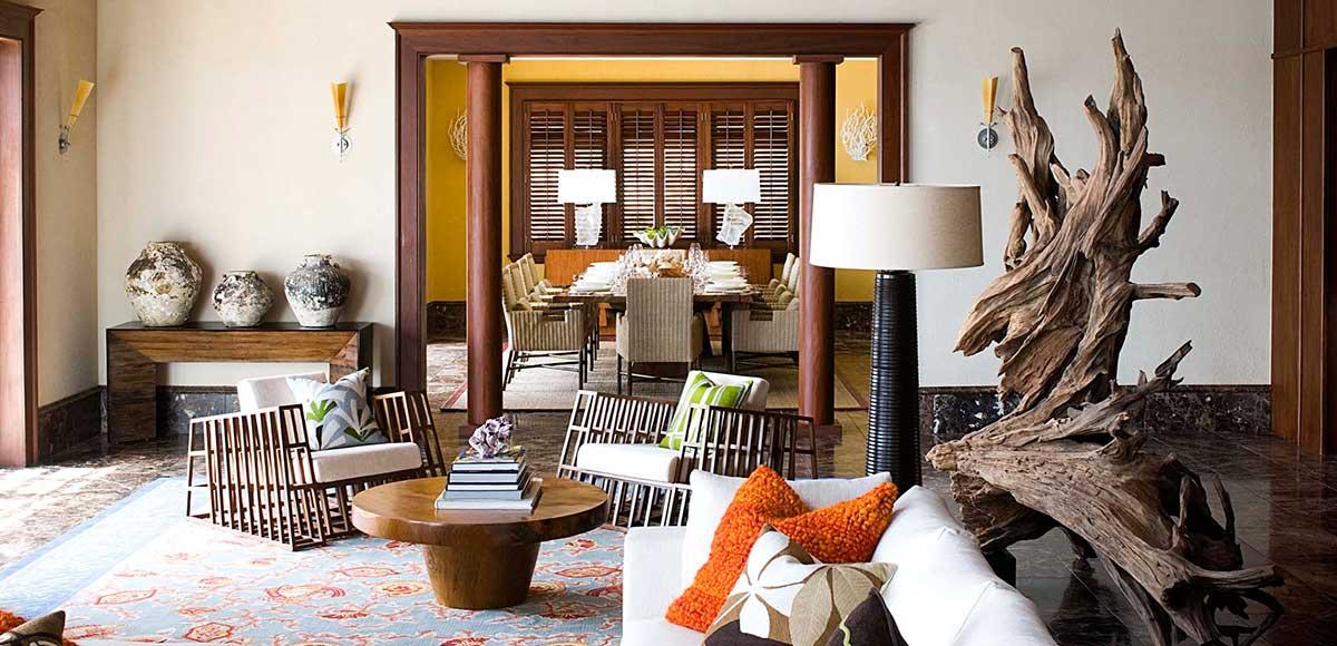 Falcon's Nest Living Room