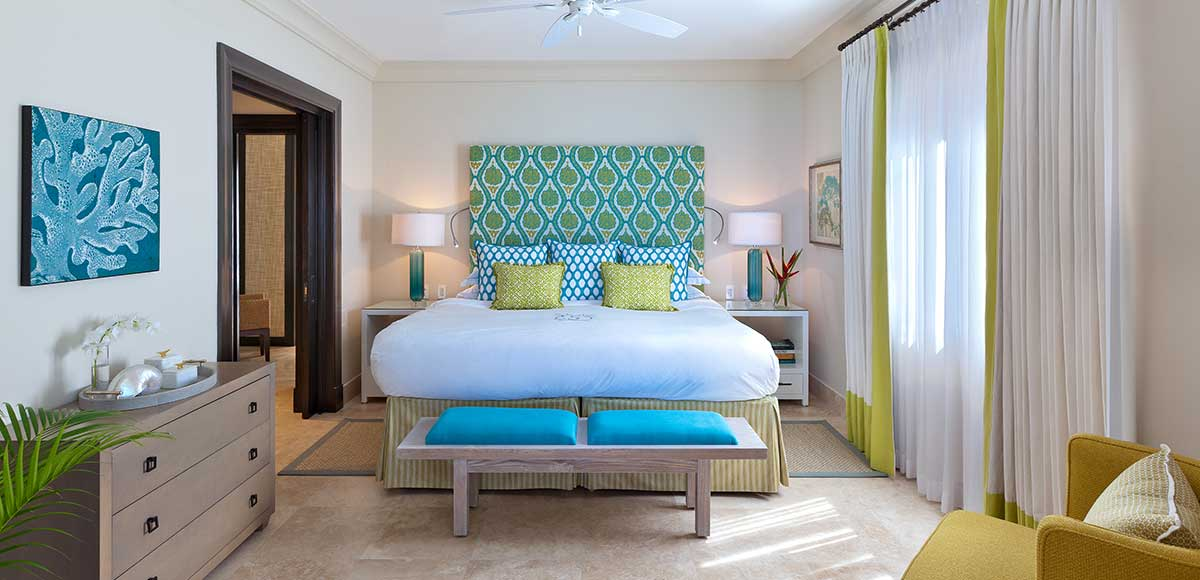 Beach House Suite Sand Dollar - Bedroom