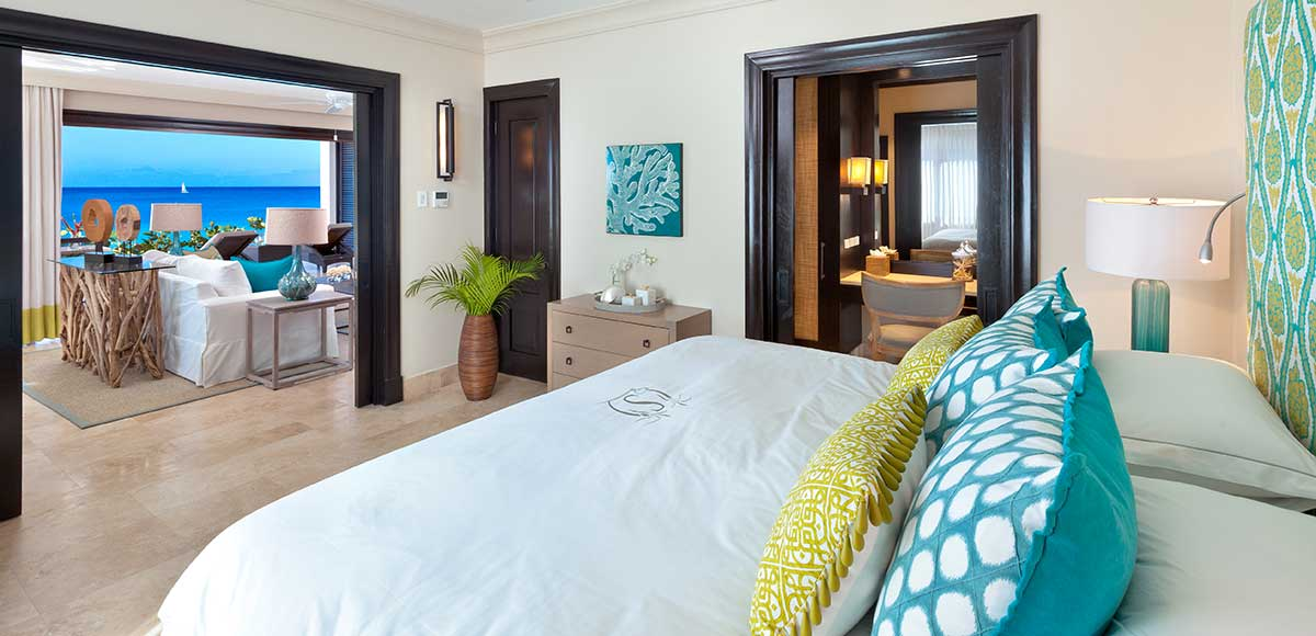 Beach House Suite Sand Dollar - View from Bedroom