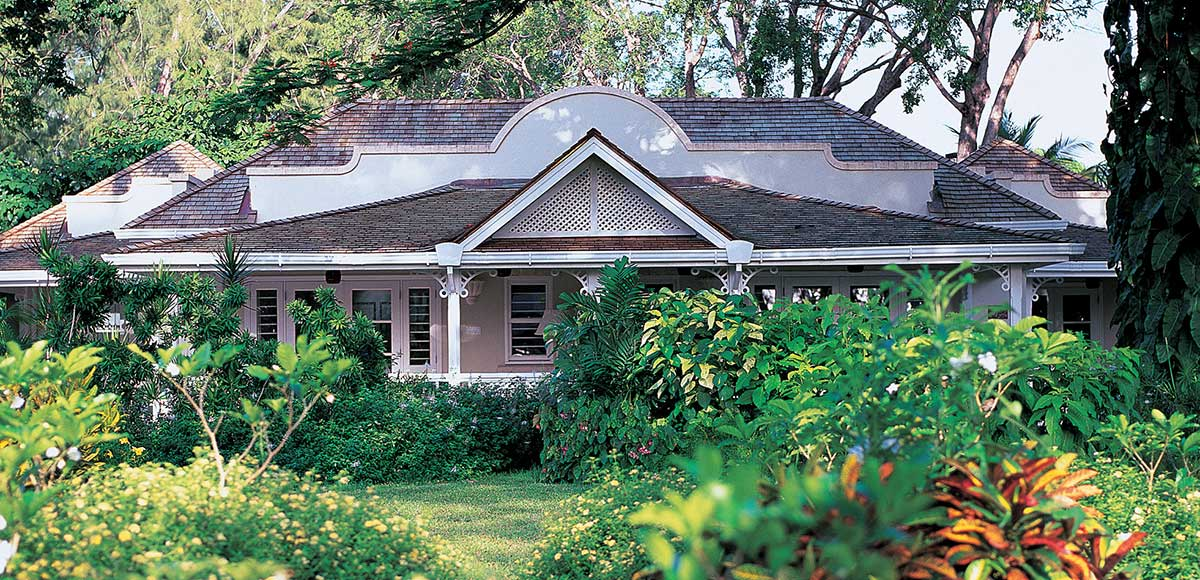 Luxury Cottage exterior
