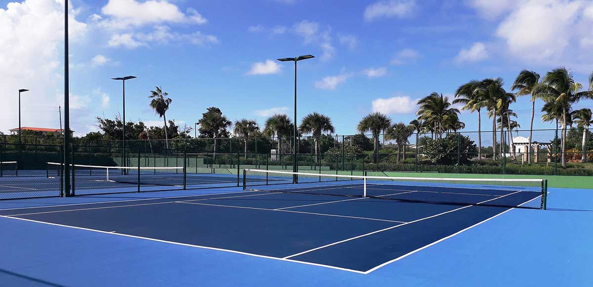 CuisinArt Tennis Courts