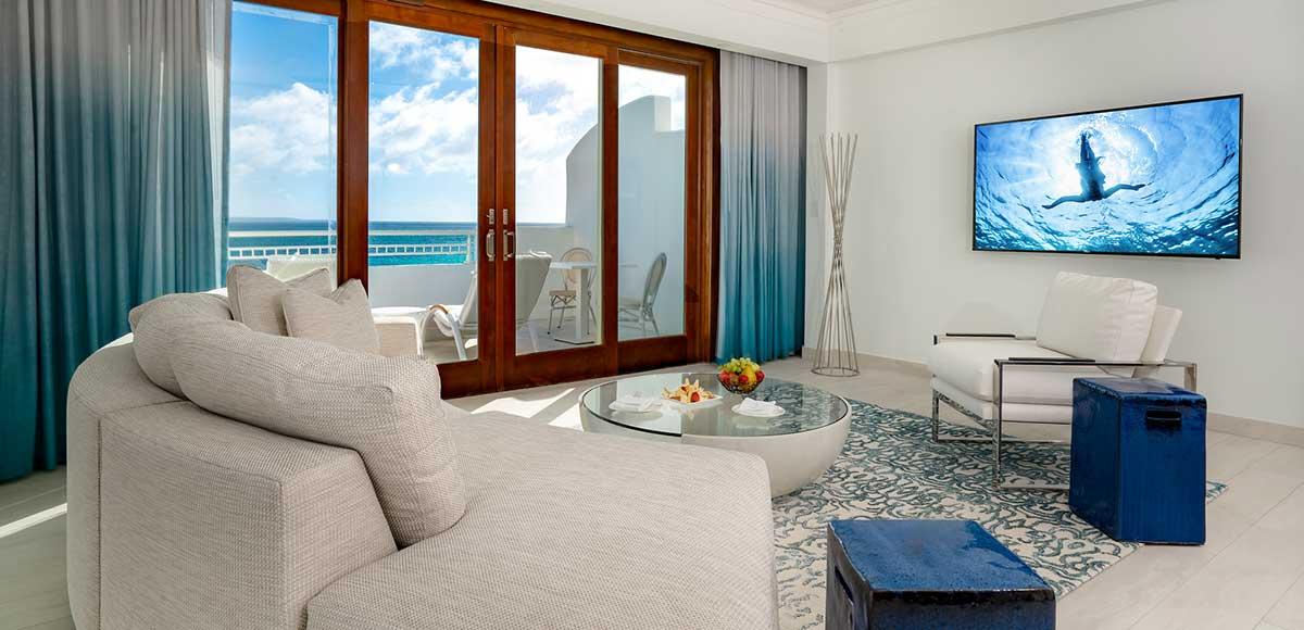 CuisinArt Two Bedroom Suite Living Room