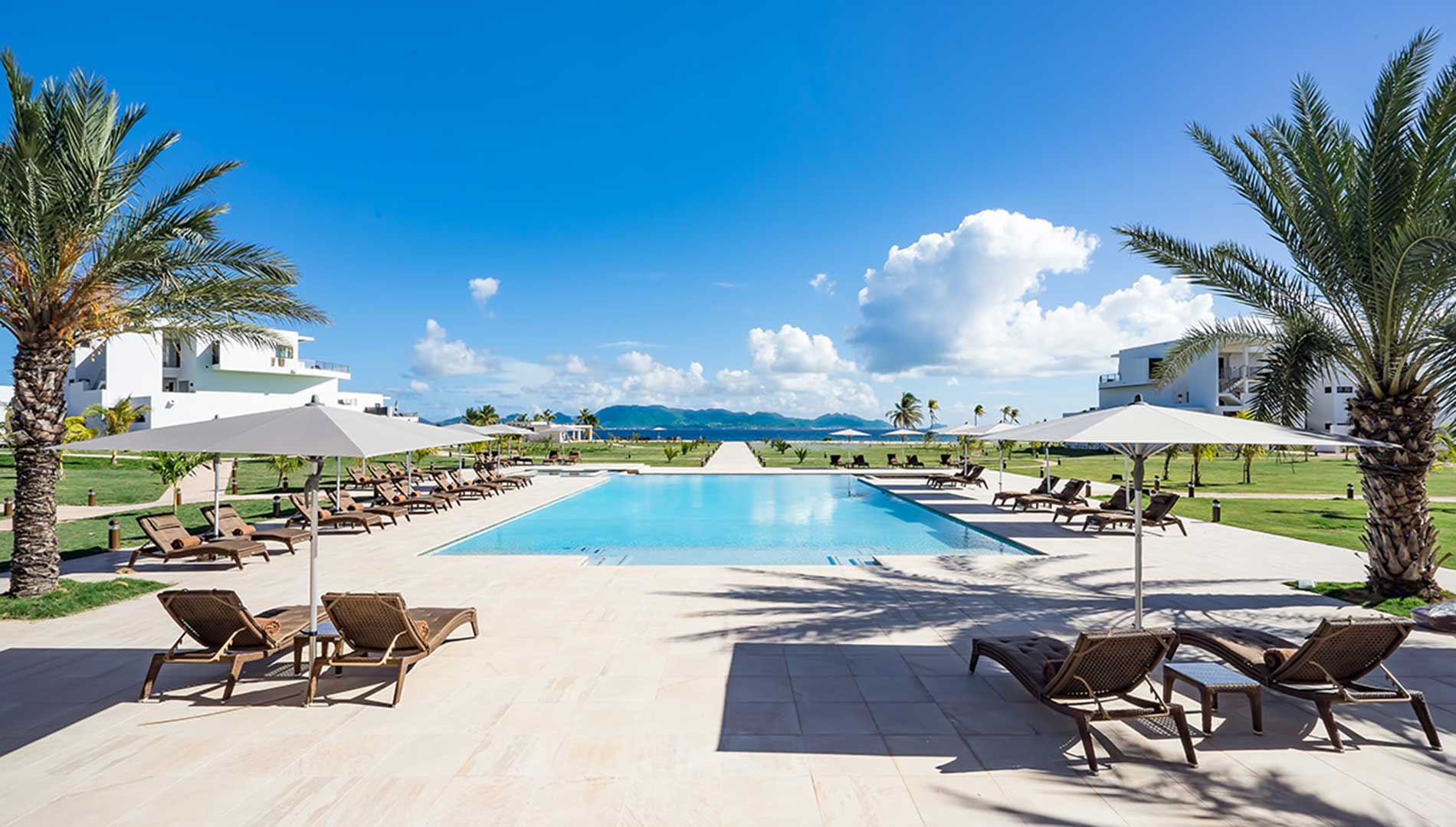 Pool at The Reef by CuisinArt Anguilla