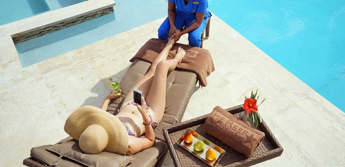 Poolside Reflexology