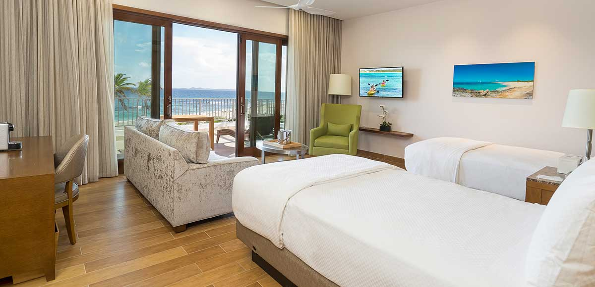 Superior Beachfront Junior Suite