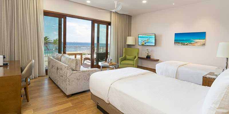 Superior Beachfront Junior Suite