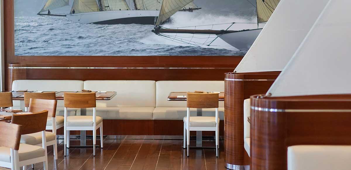 The Yacht Club Restaurant